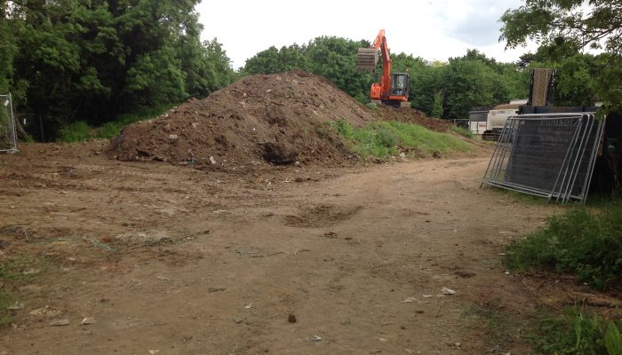 IMG_0019- Site Clearance